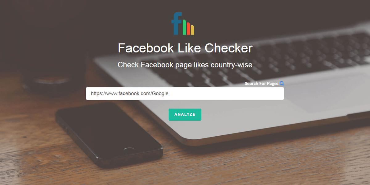 如何查看Facebook專頁彊屍粉假Like (How to Check Facebook Like From Country)