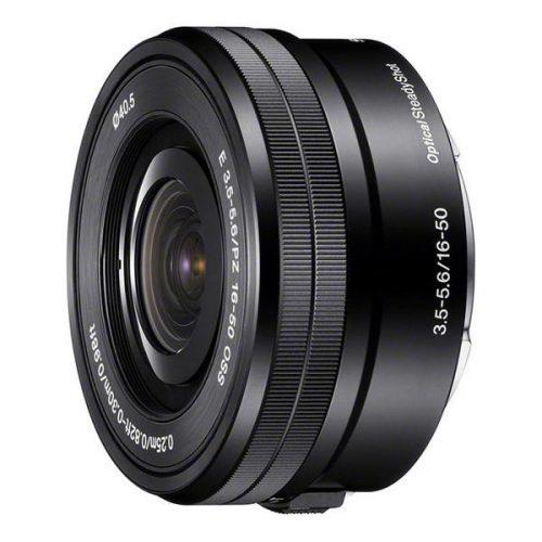 SONY A6300 – E PZ 16-50mm Lens