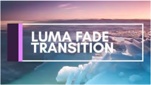 Luma Fade Transition