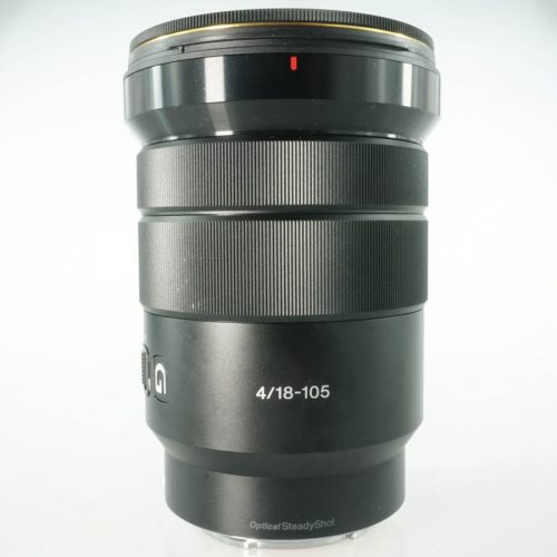 SONY A6300 –SELP18105G Lens