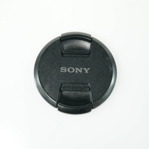 SONY SELP18105G – Front Lens Cover