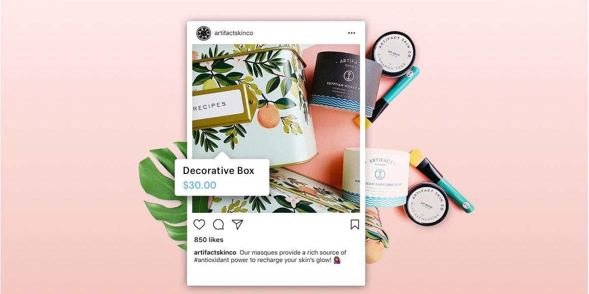 Instagram購物功能 | 可建立購物帖子、標註產品